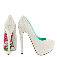 TaylorSays - Til Death - TaylorSays Shoes by Taylor Reeve