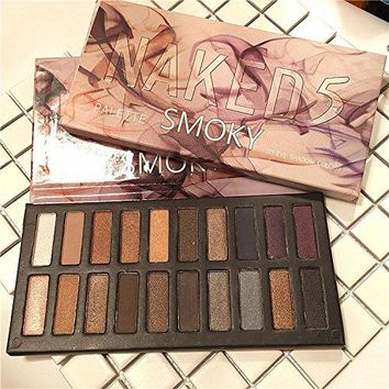 Boski Cosmetics Naked 20 Color Eye-shadow Palette Makeup kit Naked5