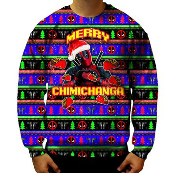 Merry Chimichanga Sweatshirt