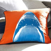 Big Bite Shark Pillow Cover