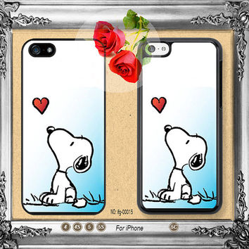 Disney Snoopy iPhone 5 case, iPhone 5C Case, iPhone 5S case, iPhone 4 Case iPhone case Phone case ifg-00015