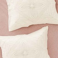 Plum & Bow Arisa Embroidered Sham Set