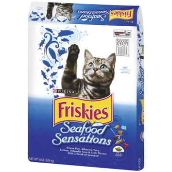 Purina Friskies - Seafood Sensations Cat Food