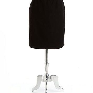Eileen Fisher Plus Plus Stretch Pencil Skirt