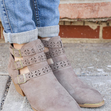 State of Mind Booties