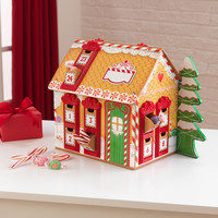 KidKraft Wooden Advent Calendar - 62908