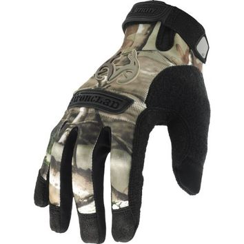 Ironclad RT-GUG-04-L General Utility Realtree AP Outfitters Glove, Camouflage, Large