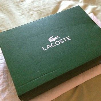 Men's Lacoste Shoes 8.5