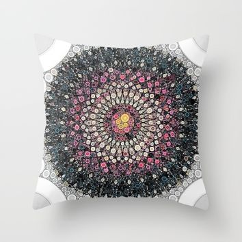:: Rotunda :: Throw Pillow by :: GaleStorm Artworks ::