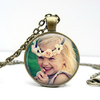 Personalized Photo Necklace - Your Picture Jewelry