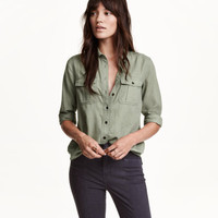 H&M Cotton Shirt $29.99