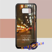 Perks Of Being A Wallflower (infinite) Samsung Galaxy Case