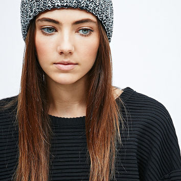 7900e4109 Obey Maywood Beanie in Black - Urban Outfitters