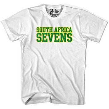 South Africa Seven Rugby Nations T-shirt