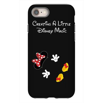 Creating A Little Disney Magic Minnie Mouse iPhone 8