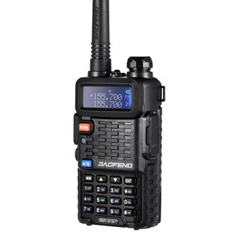 Walkie Talkie VHF / UHF Dual Band