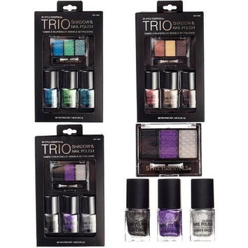 Style Essentials Ombre Nail Polish & Eye Shadow Sets