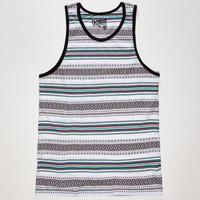 Retrofit Jack Mens Tank White  In Sizes