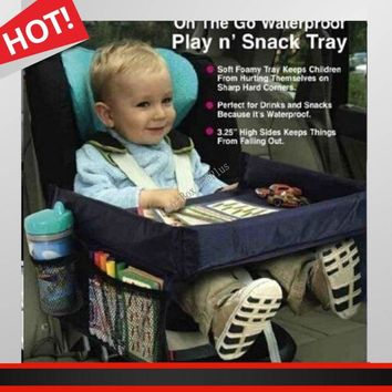 Car Seat Travel Play Tray |  wowdolphin