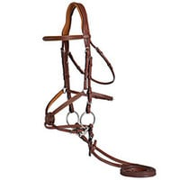 Antares Figure 8 Bridle - Hunter/Jumper Bridles from SmartPak Equine