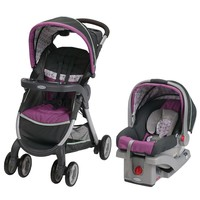 Fast Action Fold Travel System NYSSA 360861221 | Travel System Strollers | Baby Gear | Burlington Coat Factory