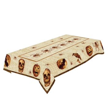 Spooky Halloween Tablecloth