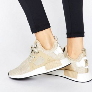 adidas Originals Beige NMD Xr1 Sneakers