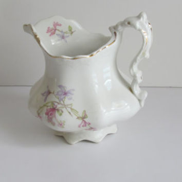 Sweet Cream Creamer Johnson Brothers England English China sm Pitcher Creamer jug