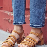 Free People Clementine Block Heel