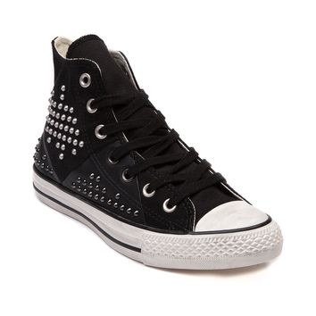 Converse All Star Hi Stud Leather Sneaker