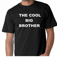 the cool big brother T SHIRT cool funny tee shirt gift present