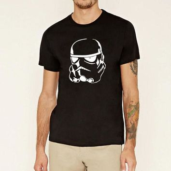Star War T Shirts 2017 Men Support The Revolution Camisa fitness t-shirt homme O Neck male hip hop Tops top drake brand clothing