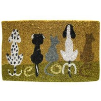 Dog Welcome Door Mat | Shop Hobby Lobby