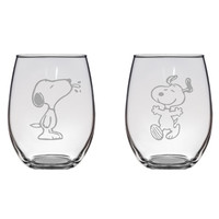 Raspberry and Dancing Snoopy Set Peanuts Gift Charlie Brown