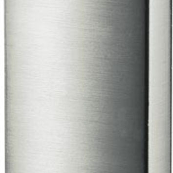 Visol Cyrillia Satin Chrome Traditional Flame Lighter For Women