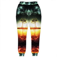 3D Nature Sweatpants