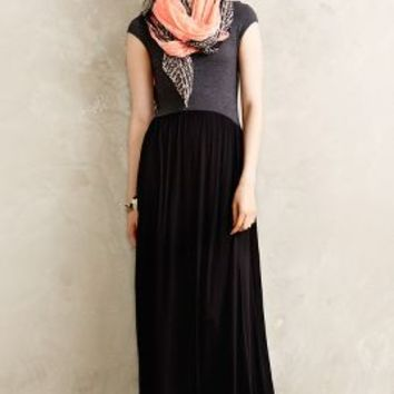 Characteristic Maxi Dress by Bordeaux Dark Grey