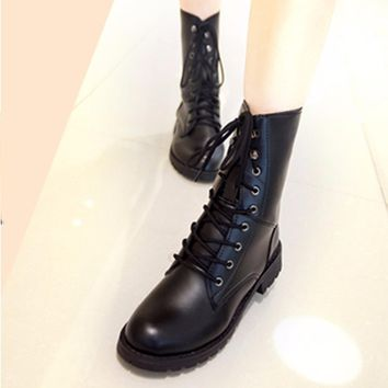 f5e7b86989eca Best Combat Boots Women Products on Wanelo