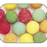 Shivers Sour Gumballs: 850-Piece Case