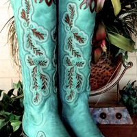 Gorgeous Tall Lane Western Boots Womens Amber Cowboy Boots LB0078C