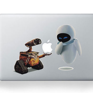Wallemac sticker mac macbook decal mac decal by AppleParadise