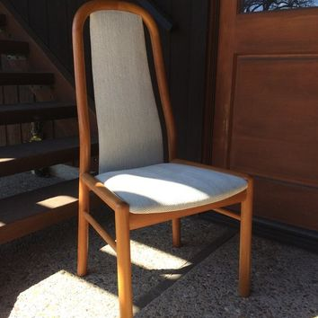 Danish Dining Chairs - set of 8