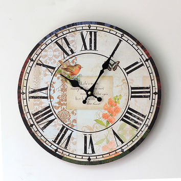A Creation Clock.Funny Clock.Interesting and Useful Clock. = 4798559300