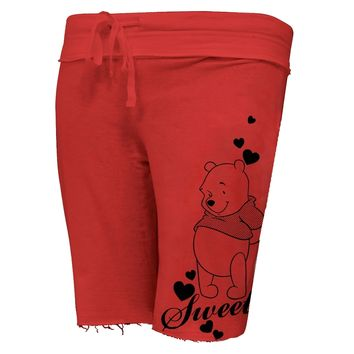 Winnie The Pooh - Pooh Sketch Juniors Shorts