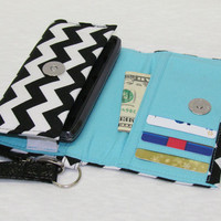 NEW STYLE TECH Cell Phone Case Wristlet iPhone Droid by Cucio