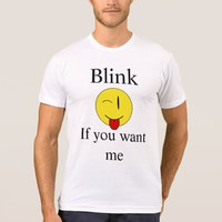 Blink emoji T-Shirt