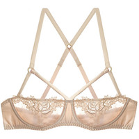 Golden Hour Strap Balcony Bra