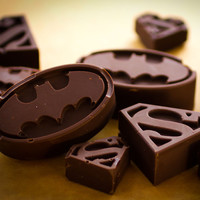 Batman Chocolate / Ice Mold