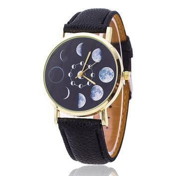 Moon Phase Astronomy Space Watch