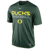 Nike Oregon Ducks Baseball Legend Dri-FIT Performance Tee
